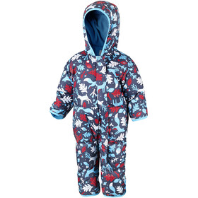 Columbia Snuggly Bunny Bunting Children red/blue